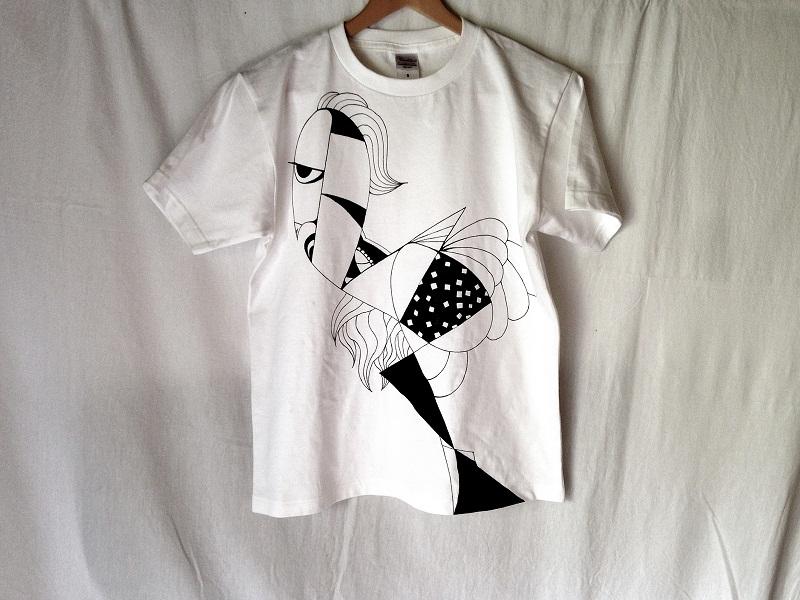 ペイントオリジナルTシャツ