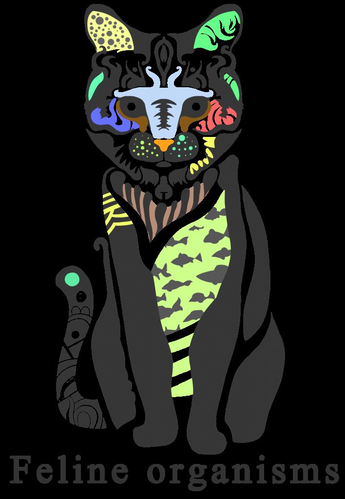 トリニティ 猫