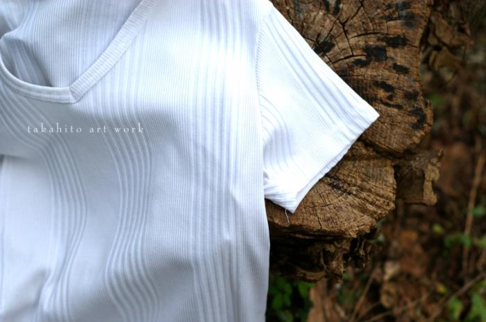 オシャレTシャツとは何か。白Tシャツとナチュラル